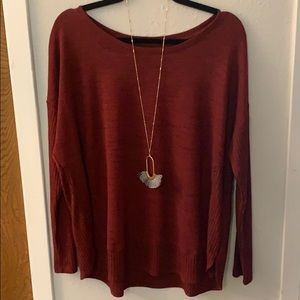 14/16 Lane Bryant Casual Sweater